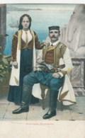 Montenegro - Popular Costume - Montenegro