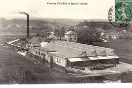 RAON BASSE  -  Filature COUSIN - Autres Communes