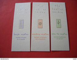 Carte The Healing Garden (lot De 3) - Perfume Cards