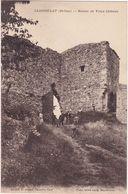 Drôme : CLIOUSCLAT : Ruines Du Vieux Château - ( Animation ) - France
