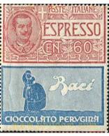 Ref. 332771 * HINGED * - ITALY. 1922. KING VITTORIO EMANUELE III . REY VICTOR EMANUEL III - 1900-44 Vittorio Emanuele III