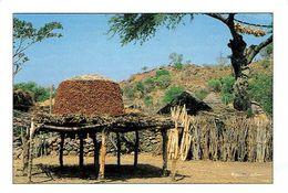 ROUMSIKI : Séchage Du Sorgho Et Du Maïs - Cameroun