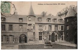 CPA 78 - VAUX SUR SEINE (Yvelines) - Château De Vaux-sur-Seine (XVe Siècle) - Vaux De Cernay