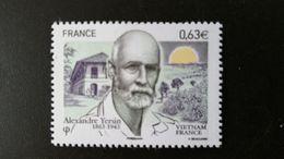 France Timbre NEUF N° 4798 -  Année 2013 - Alexandre Yersin , Médecin - 4798 /99 - France