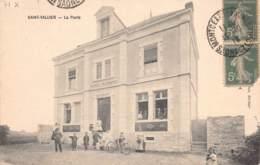 71 - SAÔNE ET LOIRE - SAINT-VALLIER - 10112 - Poste - Altri Comuni