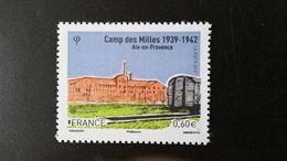 France Timbre NEUF N° 4685-  Année 2012 - Camp Des Milles Aix-en-Provence - Unused Stamps