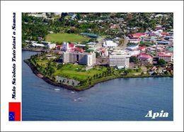 Samoa Apia Aerial View New Postcard - Samoa