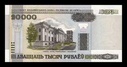 Bielorrusia Belarus 20000 Rublos 2000 (2011) Pick 31b SC UNC - Bielorussia