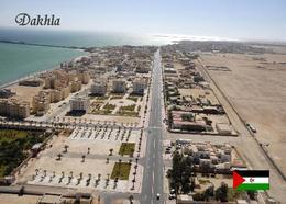 Western Sahara Dakhla Aerial View New Postcard Westsahara AK - Western Sahara
