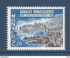 Monaco - YT N° 1531  - Neuf Sans Charnière - 1986 - Ongebruikt