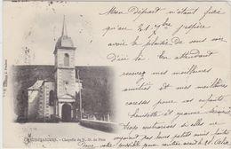 CHAUDESAIGUES Chapelle De N.D De Pitié - Unclassified