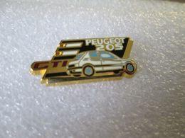 PIN'S    PEUGEOT  205  GTI  Helium - Peugeot