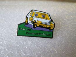 PIN'S    PEUGEOT  205  GTI   BAFCOP  VANGRAEFSCHEPE  RALLYE - Peugeot