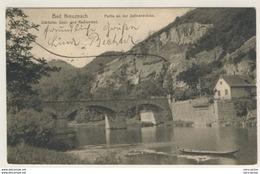 AK  Bad Kreuznach Partie An Der Salinenbrücke 1910 Kleinformat   Ansichtskarte - Bad Kreuznach