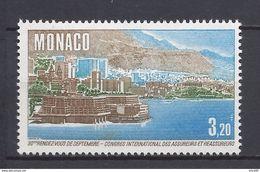 Monaco - YT N° 1540 - Neuf Sans Charnière - 1986 - Ongebruikt