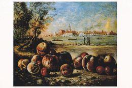Art - Expo Giorgio De Chirico, JPN'89~90 - Vita Silente Con Paesaggio Veneziano, C.1952 - Malerei & Gemälde