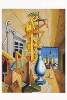 Art - Expo Giorgio De Chirico, JPN'89~90 - Visione Metafisica Di New York, 1975 - Malerei & Gemälde