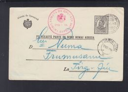 Rumänien Romania Balkan Krieg 1913 Feldpost PK - 1881-1918: Charles I