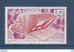 Monaco - YT N° 1577  - Neuf Sans Charnière - 1987 - Gebruikt