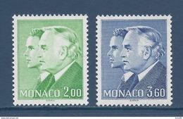 Monaco - YT N° 1589 Et 1590 - Neuf Sans Charnière - 1987 - Ongebruikt