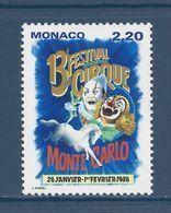 Monaco - YT N° 1596 - Neuf Sans Charnière - 1987 - Ongebruikt