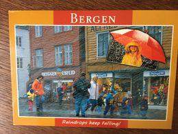 BERGEN PARAPLUIES - Norway