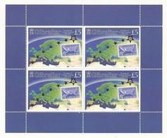 GIBRALTAR  BLOC EUROPA 2006  NEUF  SUPERBE   FACIALE  20 LIVRES. - Gibraltar