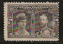 Canada 1908 N° Y&T :  85 * - 1903-1908 Reign Of Edward VII