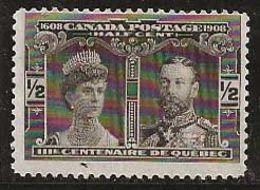Canada 1908 N° Y&T :  85 Sans Gomme - 1903-1908 Reign Of Edward VII