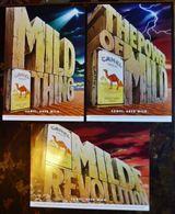 Camel Mild (Cigarettes) - 3 Posters - 300 X 215 Mm - Objets Publicitaires