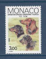 Monaco - YT N° 1624 - Neuf Sans Charnière - 1988 - Ongebruikt