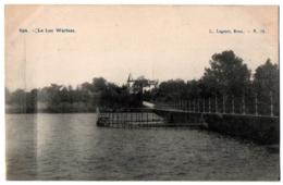 CPA Belgique - SPA - Le Lac Warfaaz (déversoir) - Spa