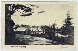 Gruss Aus WEGBERG - Nordrh. Westf. -Totalansicht - Wassermühle - Wegberg
