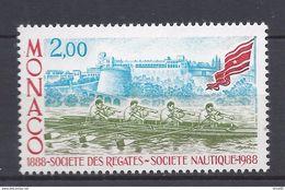 Monaco - YT N° 1634 - Neuf Sans Charnière - 1988 - Ongebruikt