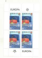 KIRIBATI  BLOC EUROPA  NEUF SUPERBE   ANNEE 2006. - Kiribati (1979-...)