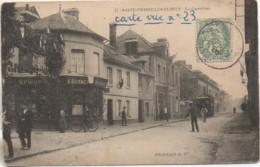 76 SAINT-PIERRE-les-ELBEUF  Le Carrefour - France