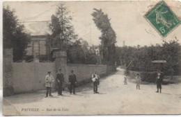 76 FAUVILLE  Rue De La Côte - France