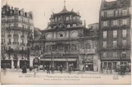 75 PARIS XIe Théatre-Concert De Ba-ta-Clan  Boulevard Voltaire - Arrondissement: 11