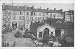 PARIS-75019-MORITZ ET Cie 68/70 RUE DE MEAUX - Arrondissement: 19