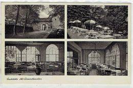Alt-Linzenshäuschen AACHEN - Nordrh. Westf. - Alteste Aachener Waldgaststätte - Aachen
