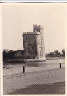 PHOTO ORIGINALE 39 / 45 WW2 WEHRMACHT FRANCE LA ROCHELLE VUE SUR LA TOUR SAINT NICOLAS - Guerre, Militaire