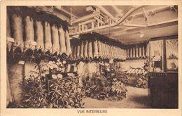 PARIS-75019-ETABLISSEMENTS H. LALAUZE ET Cie 15/17 RUE DU PONT DE FLANDRE, VUE INTERIEURE - Arrondissement: 19