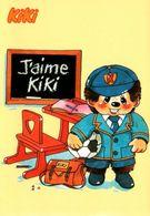 CPM - KIKI - PELUCHE Représentant Un Petit SINGE ... Distribution MARQUE AJENA - Lot De 5 Cartes - Edition Lyna Paris - Games & Toys