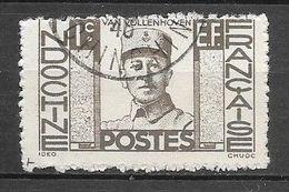 1944 : Grandes Figures De L'Indochine. N°249 Chez YT. (Voir Commentaires) - Gebraucht