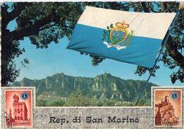 REP. DI SAN MARINO - Monte Titano - San Marino
