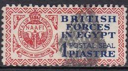E221 – EGYPTE – EGYPT – MILITARY STAMPS – 1932 – SC # M1 Used - Oblitérés