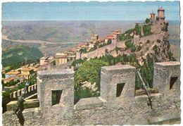 SAN MARINO (m. 643) - La Più Piccola Repubblica Del Mondo Nel Cuore D'Italia - San Marino