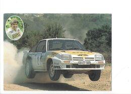 24985 - Pilote De Course Guy Fréquelin Champion De France Des Rallyes 1983 (format 10X15) - Rallyes