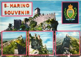 S. MARINO SOUVENIR - Vedute - San Marino
