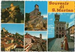SOUVENIR DI S. MARINO - Vedute - San Marino
